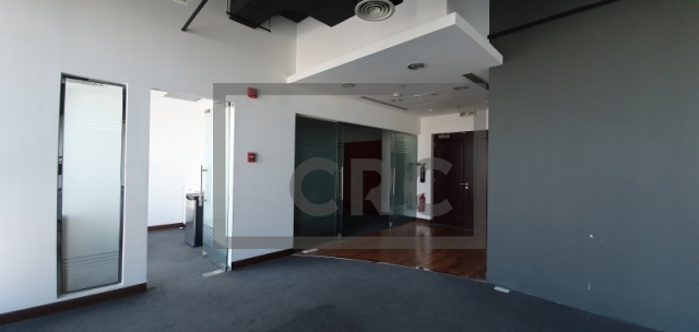 semi-furnished office for rent in al quoz, gold and diamond park bldg 7   5