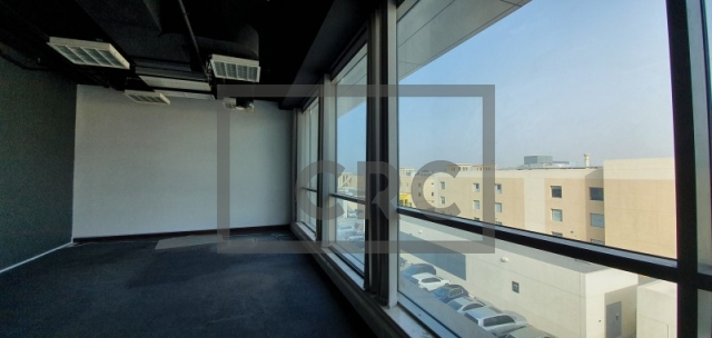 semi-furnished office for rent in al quoz, gold and diamond park bldg 7   4