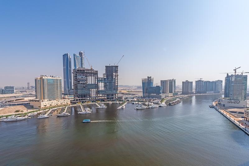 3 Bedroom Apartment For Rent in  Al Noor Tower,  Business Bay   12
