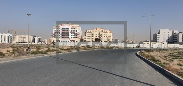 mixed used plots for sale in al warsan, al warsan 4 | 4