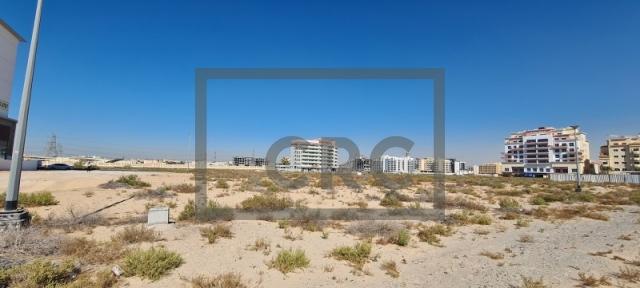 mixed used plots for sale in al warsan, al warsan 4 | 11
