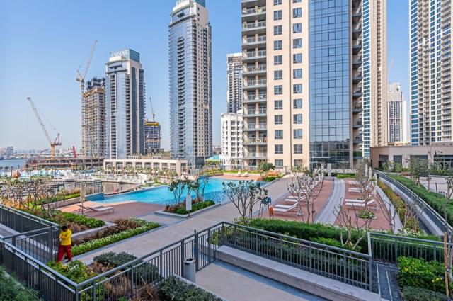Dubai Creek Residence Tower 3 South, Dubai Creek Harbour (The Lagoons)