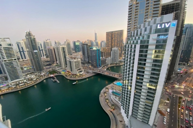 Sanibel, Dubai Marina