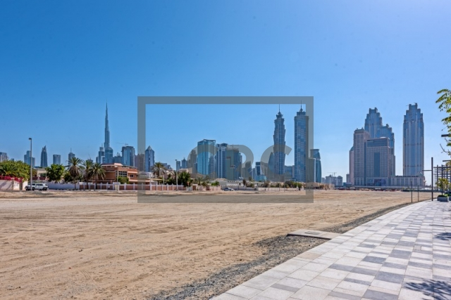 mixed used plots for sale in jumeirah, dubai water canal | 1