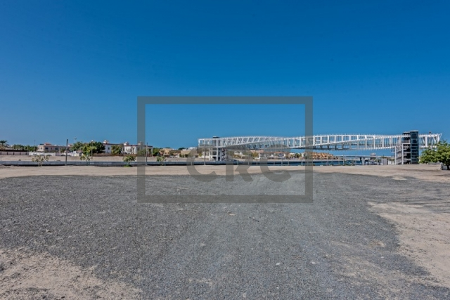 mixed used plots for sale in jumeirah, dubai water canal | 11