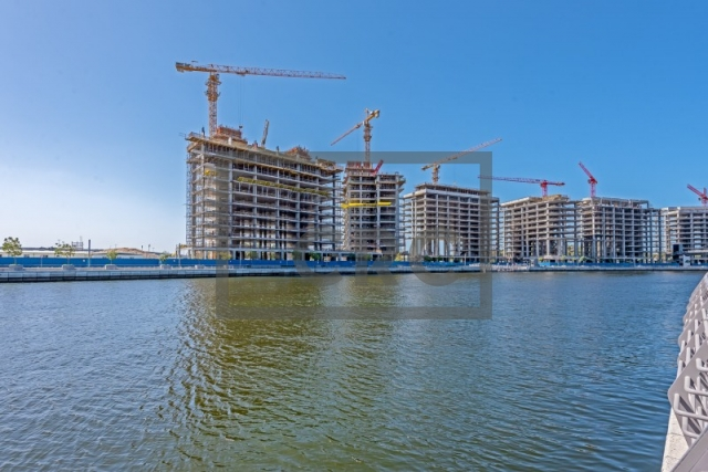 mixed used plots for sale in jumeirah, dubai water canal | 3