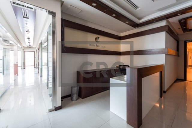 1,956 sq.ft. Office in Business Bay, Bay Square Building 1 for AED 2,300,000