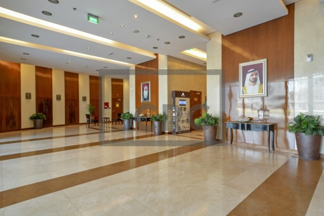 office for sale in business bay, fifty one tower | 7