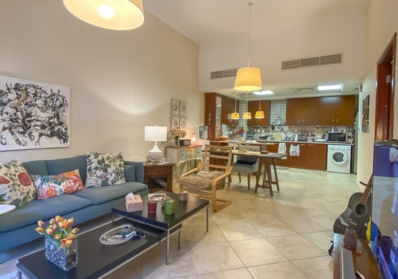 1 Bedroom Apartment For Sale in  Sherlock House 2,  Motor City | 4