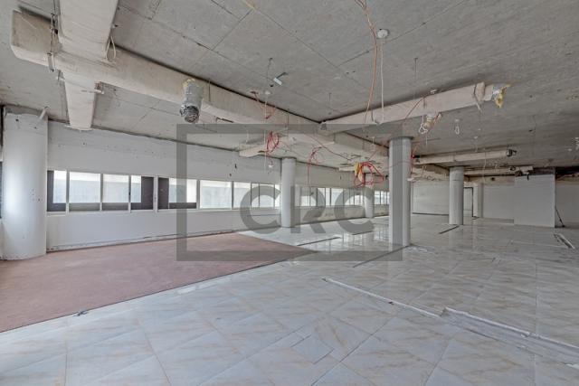 office for rent in al garhoud, airport road area | 4