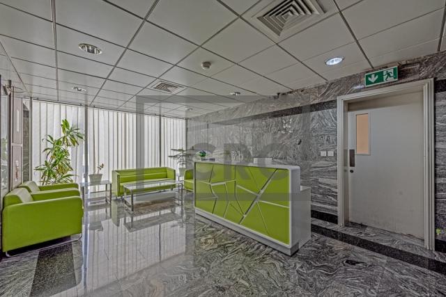 office for rent in al garhoud, airport road area | 8