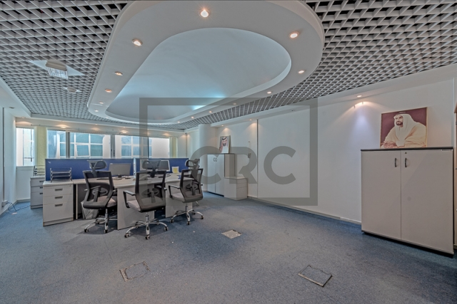office for rent in al garhoud, airport road area | 1