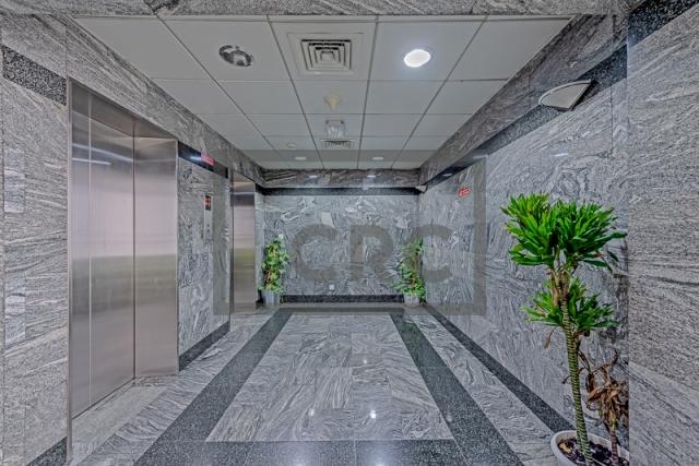 office for rent in al garhoud, airport road area | 7