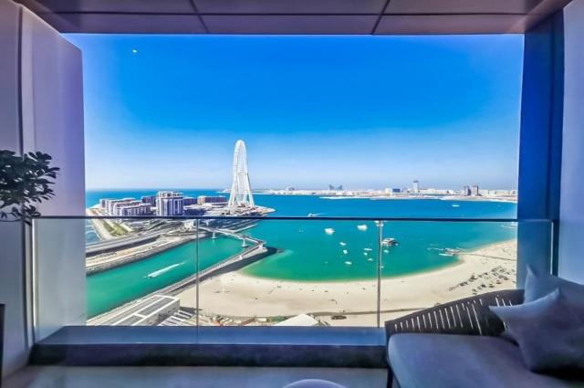 The Address Residences Jumeirah Resort And Spa, Dubai Marina