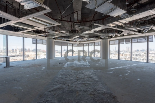 office for rent in bur dubai, burjuman business tower | 3