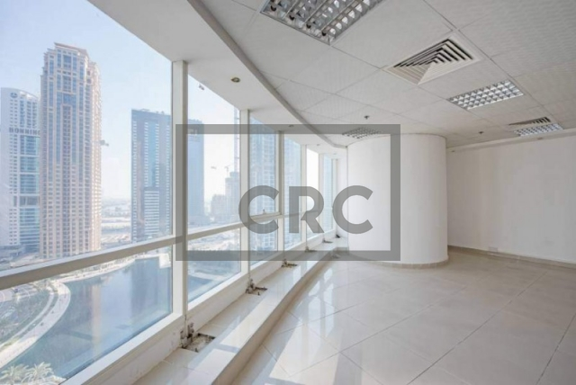 974 sq.ft. Office in Jumeirah Lake Towers, Fortune Tower for AED 800,000