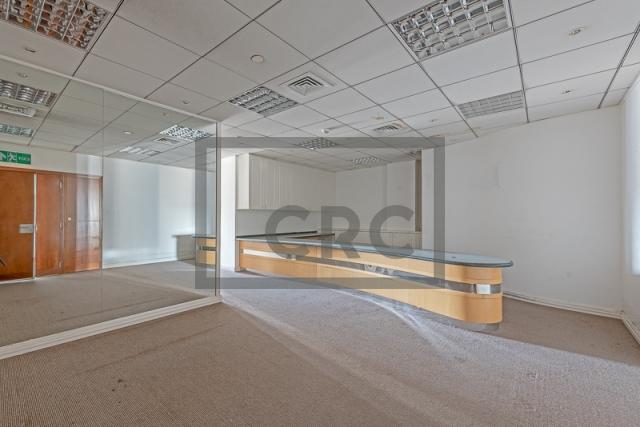 office for rent in deira, baniyas road | 0