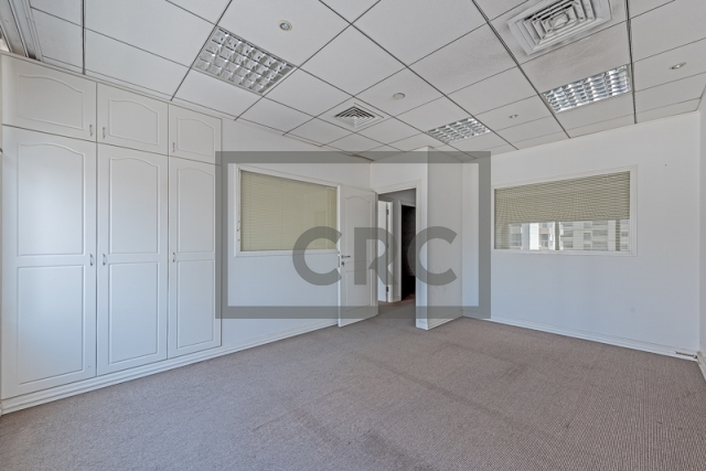 office for rent in deira, baniyas road | 1