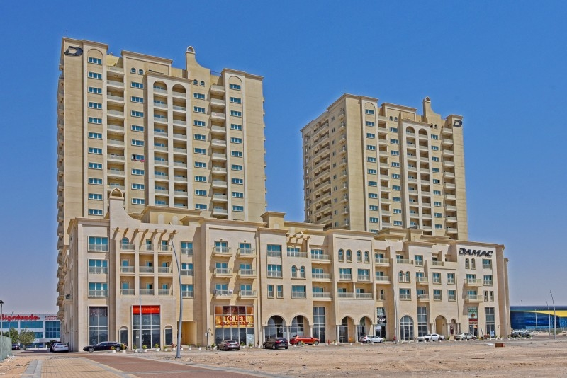 3 Bedroom Apartment For Sale in  Suburbia Tower 2,  Downtown Jebel Ali | 8