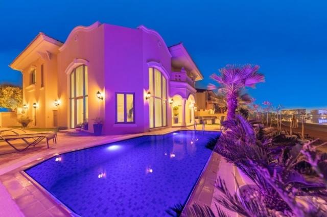Frond B, Palm Jumeirah