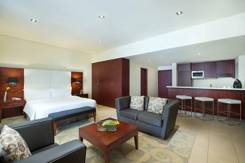 Studio Hotel Apartment For Rent in  Delta Hotels by Marriott Jumeirah Beach,  Jumeirah Beach Residence | 1