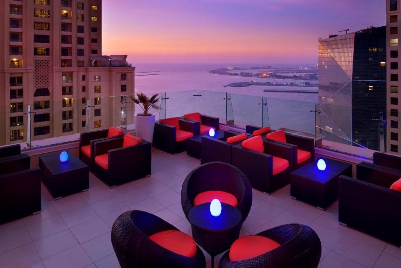 Studio Hotel Apartment For Rent in  Delta Hotels by Marriott Jumeirah Beach,  Jumeirah Beach Residence | 4