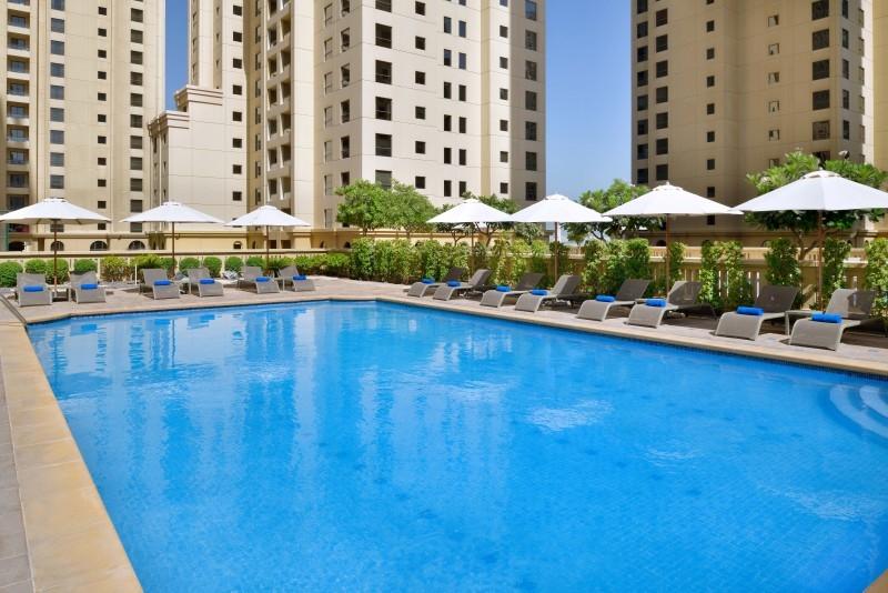 Studio Hotel Apartment For Rent in  Delta Hotels by Marriott Jumeirah Beach,  Jumeirah Beach Residence | 10