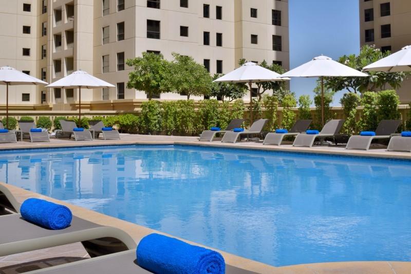 Studio Hotel Apartment For Rent in  Delta Hotels by Marriott Jumeirah Beach,  Jumeirah Beach Residence | 9