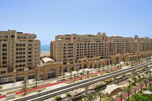 Jash Hamad, Palm Jumeirah