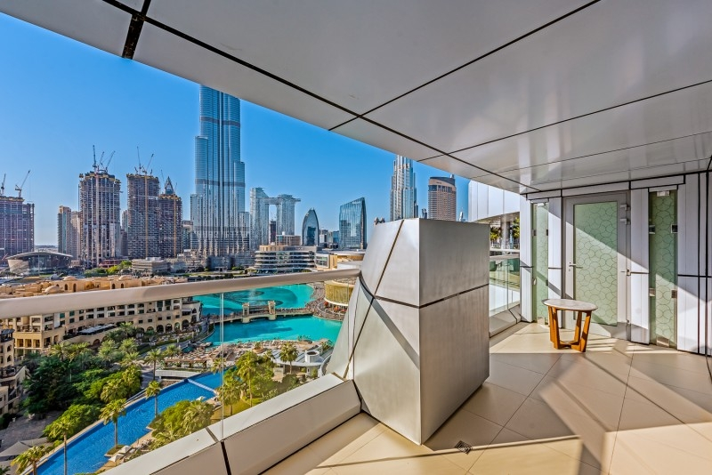 4 Bedroom Penthouse For Sale in  The Address Downtown Dubai,  Downtown Dubai   16