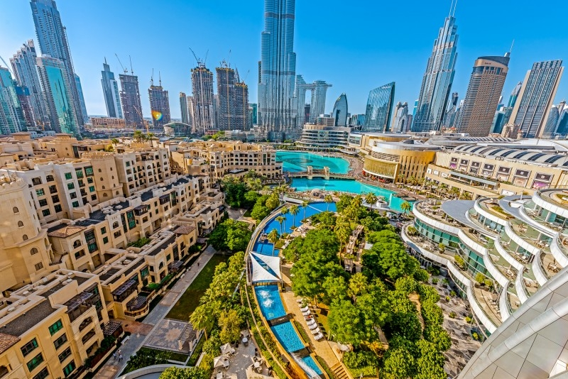 4 Bedroom Penthouse For Sale in  The Address Downtown Dubai,  Downtown Dubai   10