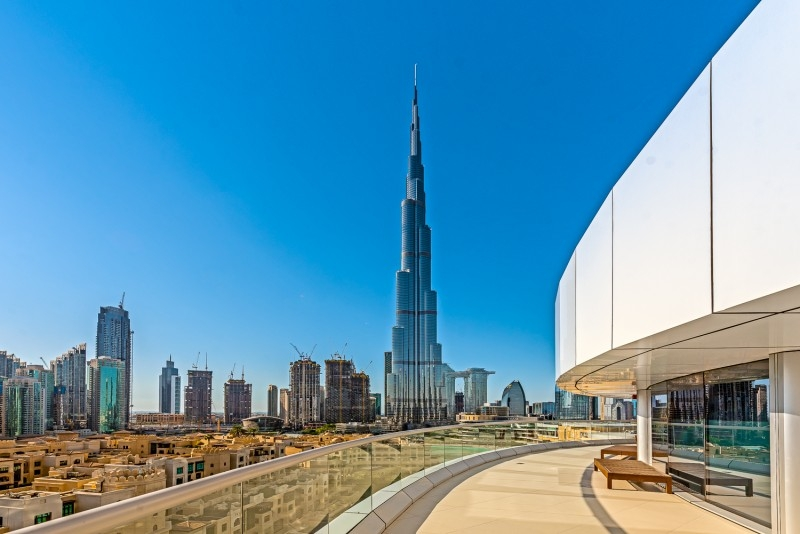 4 Bedroom Penthouse For Sale in  The Address Downtown Dubai,  Downtown Dubai   11