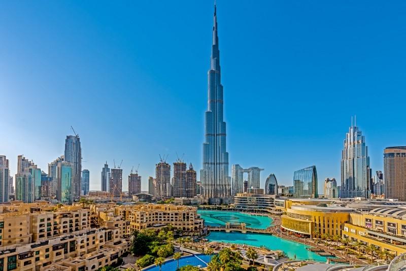 The Address Downtown Dubai, Downtown Dubai