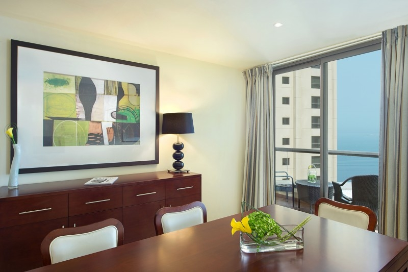 3 Bedroom Hotel Apartment For Rent in  Delta Hotels by Marriott Jumeirah Beach,  Jumeirah Beach Residence   1