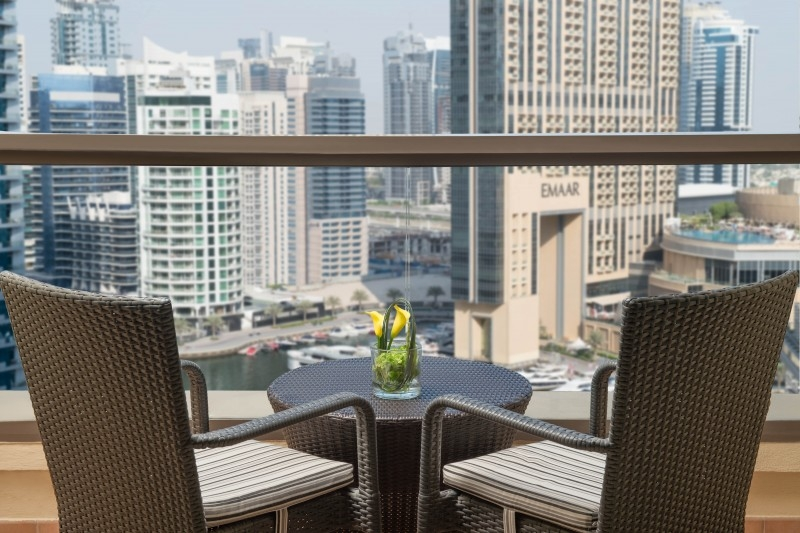3 Bedroom Hotel Apartment For Rent in  Delta Hotels by Marriott Jumeirah Beach,  Jumeirah Beach Residence   0