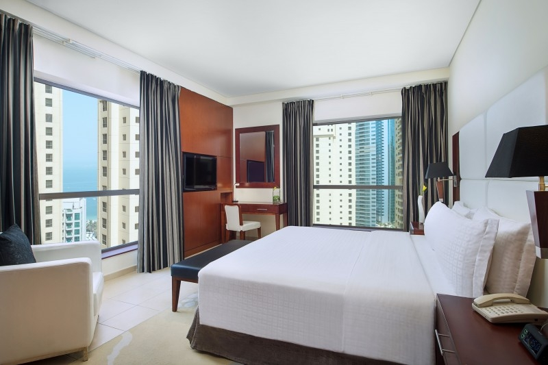 3 Bedroom Hotel Apartment For Rent in  Delta Hotels by Marriott Jumeirah Beach,  Jumeirah Beach Residence   3