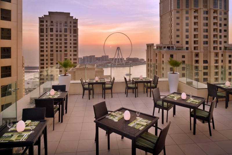 4 Bedroom Hotel Apartment For Rent in  Delta Hotels by Marriott Jumeirah Beach,  Jumeirah Beach Residence   0