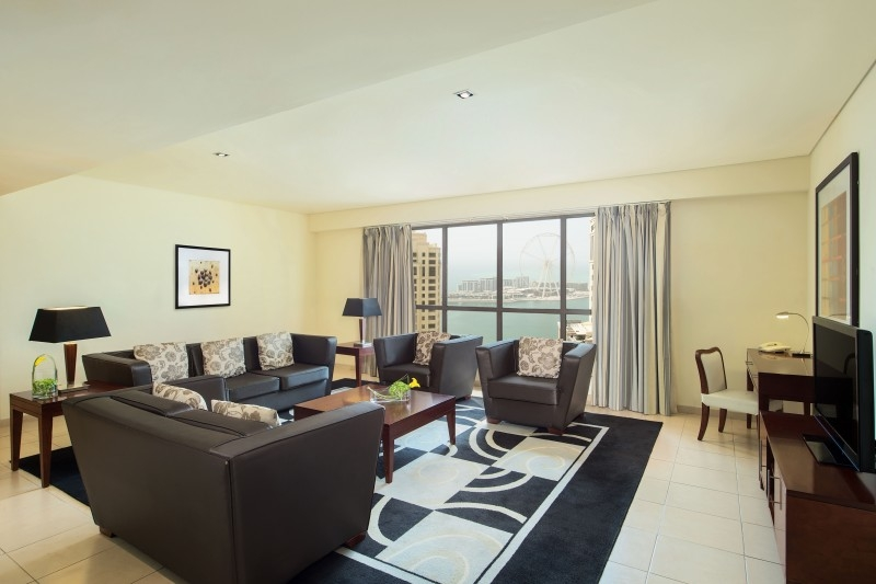 4 Bedroom Hotel Apartment For Rent in  Delta Hotels by Marriott Jumeirah Beach,  Jumeirah Beach Residence   3
