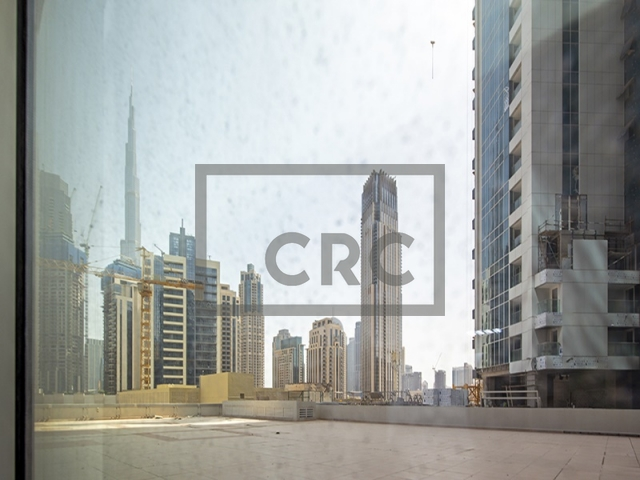 semi-furnished office for sale in business bay, clover bay tower   10