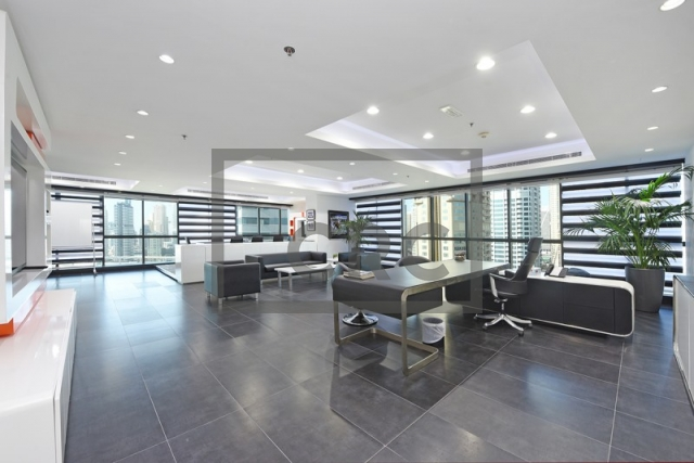 furnished office for sale in jumeirah lake towers, jumeirah business centre 4   21