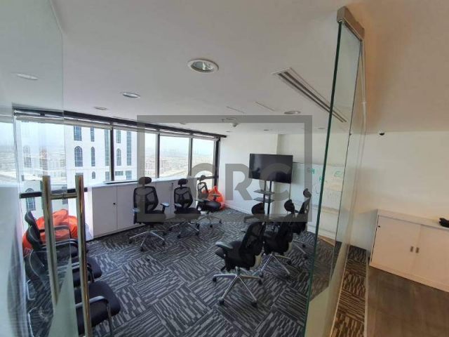 furnished office for sale in jumeirah lake towers, jumeirah business centre 4   19