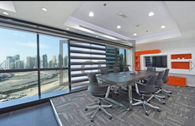 furnished office for sale in jumeirah lake towers, jumeirah business centre 4 | 15