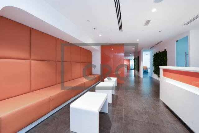 furnished office for sale in jumeirah lake towers, jumeirah business centre 4 | 17