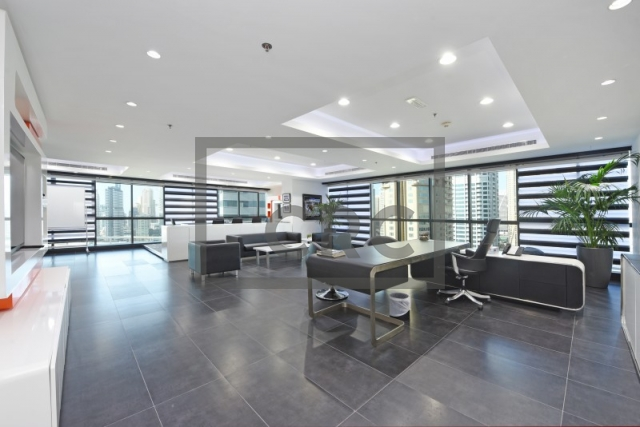 furnished office for sale in jumeirah lake towers, jumeirah business centre 4 | 19