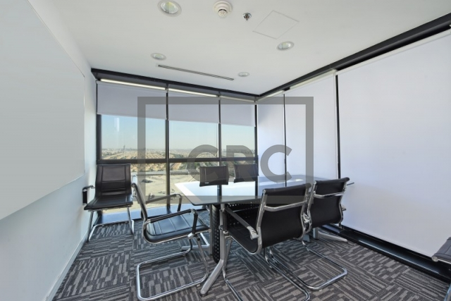 furnished office for sale in jumeirah lake towers, jumeirah business centre 4 | 16