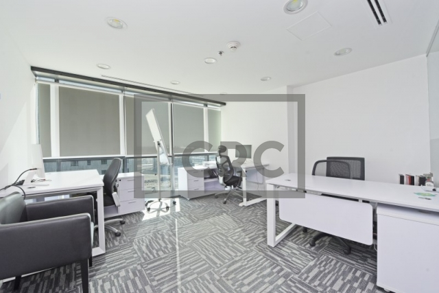 furnished office for sale in jumeirah lake towers, jumeirah business centre 4 | 22