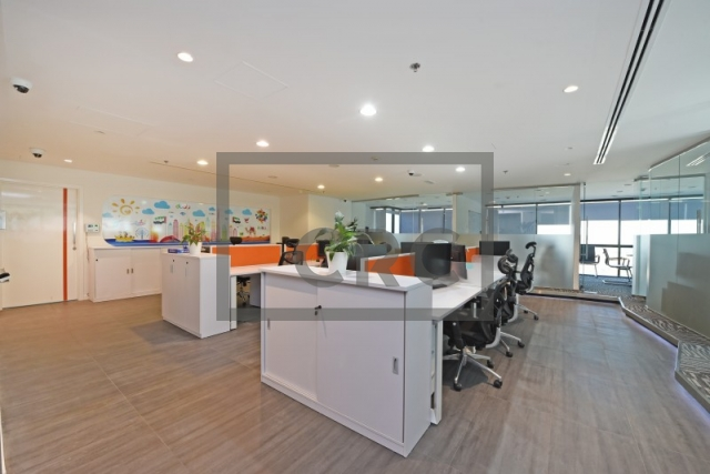 furnished office for sale in jumeirah lake towers, jumeirah business centre 4 | 21