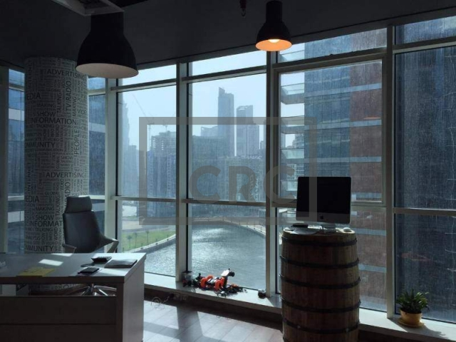 office for rent in business bay, lake central   4