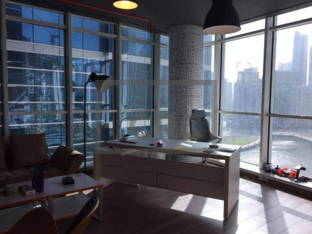 office for rent in business bay, lake central   3