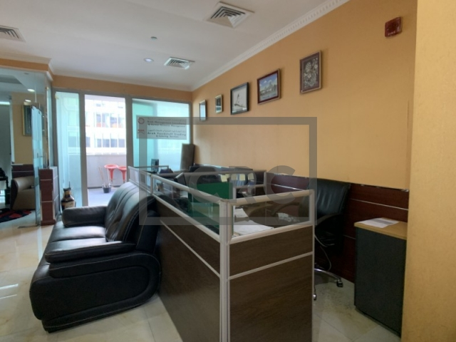 office for rent in business bay, the prism | 3